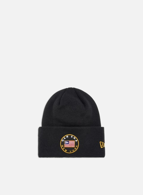 Cuffie New Era New Era Flagged Cuff Knit Beanie