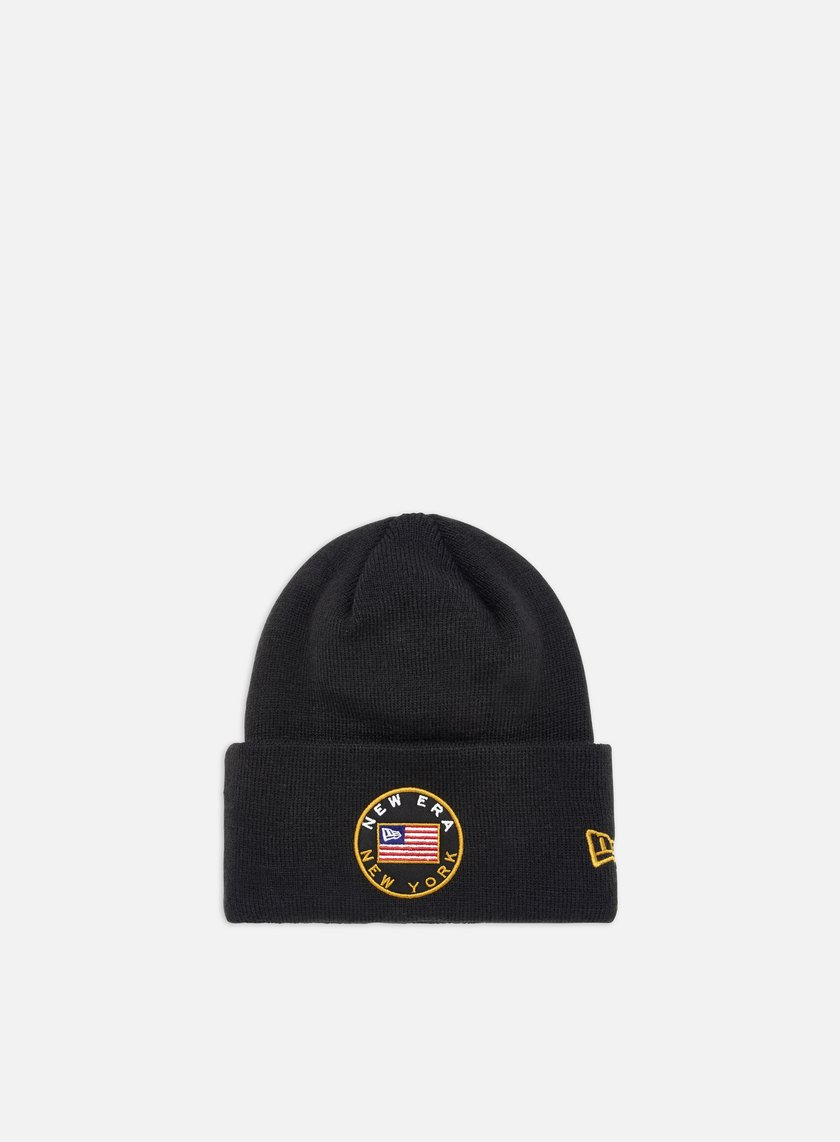 New Era New Era Flagged Cuff Knit Beanie