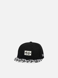 New Era - New Era Houndstooth, Black/White 1