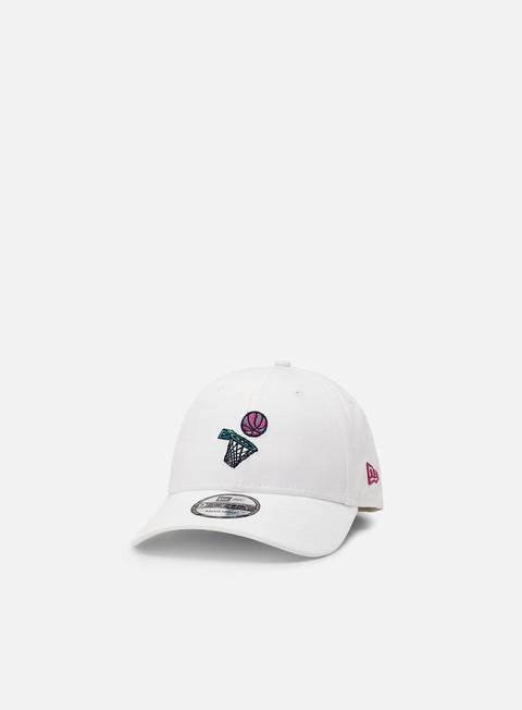 Curved Brim Caps New Era New Era Sports 9Forty Strapback