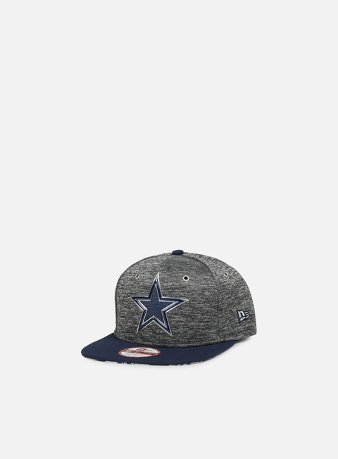 cappellini new era nfl draft snapback dallas cowboys team colors grey