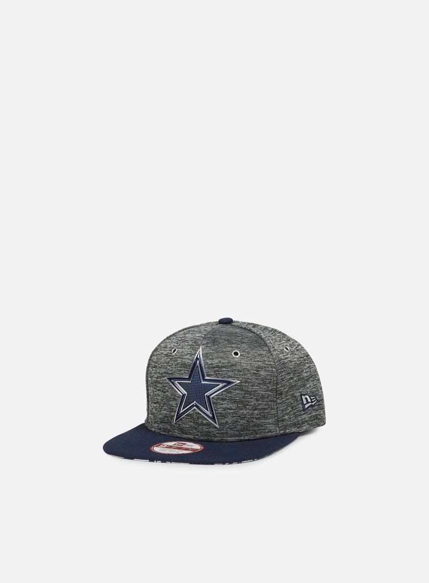 New Era - NFL Draft Snapback Dallas Cowboys, Team Colors/Grey