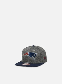 New Era - NFL Draft Snapback New England Patriots, Team Colors/Grey 1