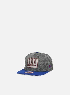 New Era - NFL Draft Snapback NY Giants, Team Colors/Grey