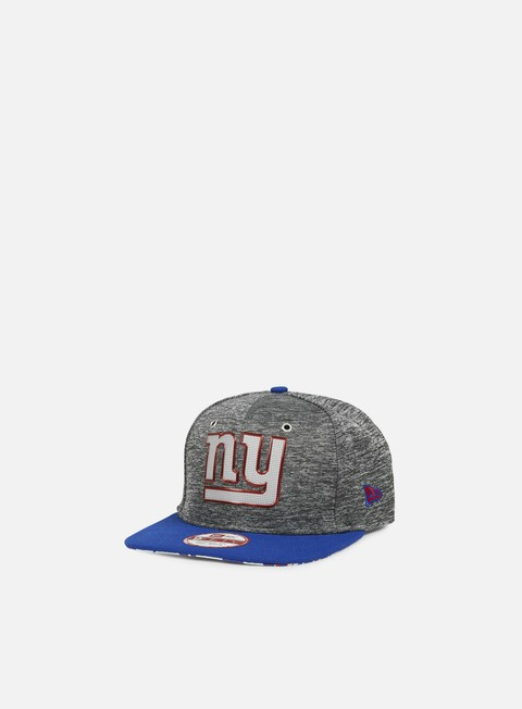 cappellini new era nfl draft snapback ny giants team colors grey