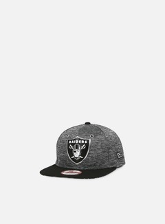 New Era - NFL Draft Snapback Oakland Raiders, Team Colors/Grey 1