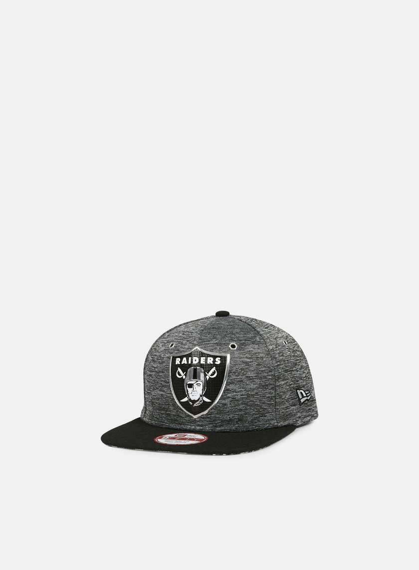 New Era - NFL Draft Snapback Oakland Raiders, Team Colors/Grey