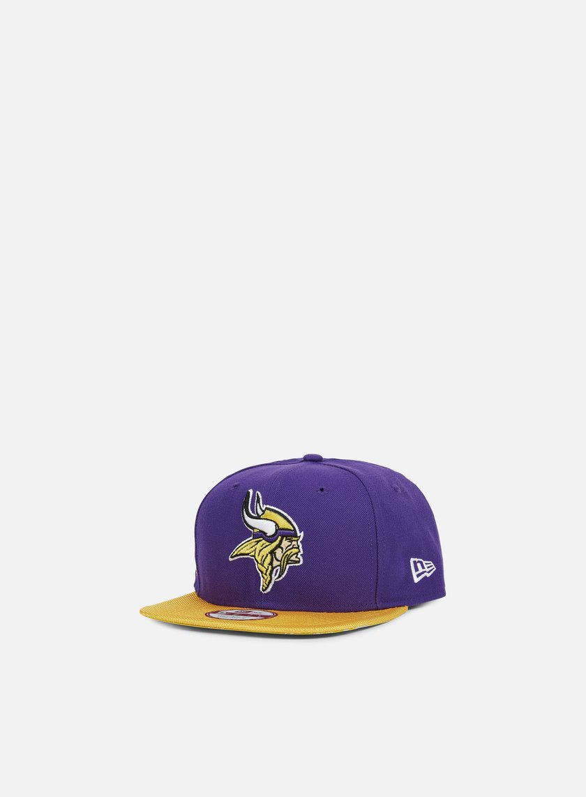 New Era - NFL Sideline Snapback Minnesota Vikings, Team Colors