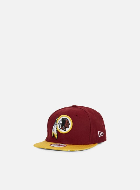 cappellini new era nfl sideline snapback washington redskins team colors