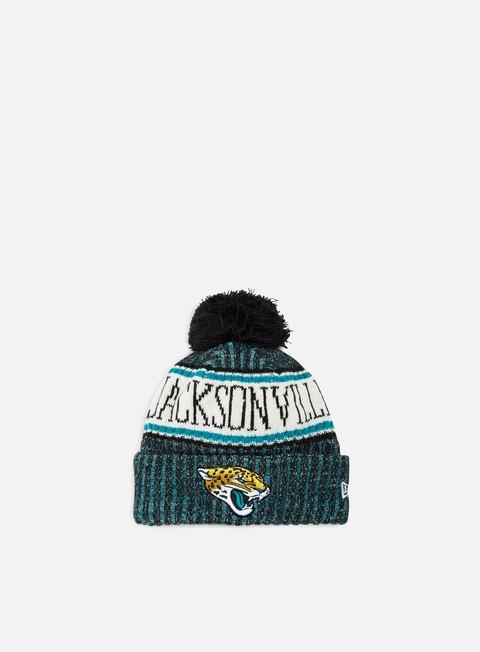 New Era NFL Sideline Sport Knit Beanie Jacksonville Jaguars