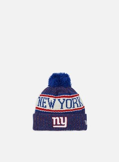 New Era NFL Sideline Sport Knit Beanie New York Giants