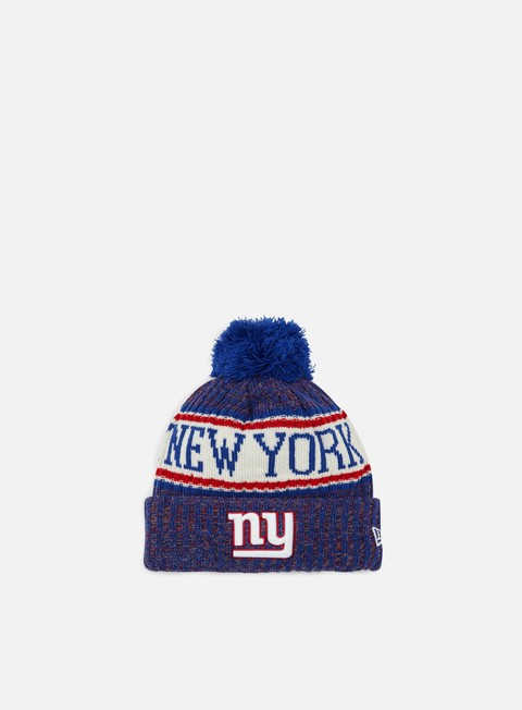 Sale Outlet Beanies New Era NFL Sideline Sport Knit Beanie New York Giants