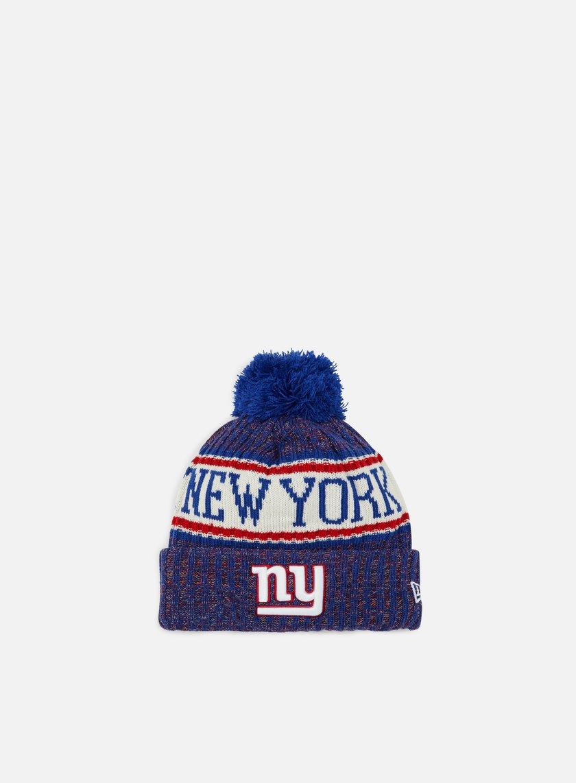 New Era NFL Sideline Sport Knit Beanie New York Giants