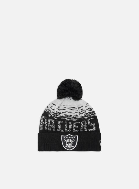 New Era NFL Sport Knit Beanie Las Vegas Raiders