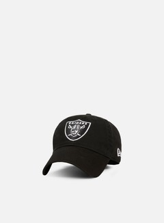 New Era - NFL Unstructured 9Forty Strapback Oakland Raiders, Team Colors 1