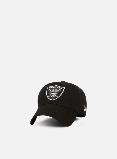 cappellini new era nfl unstructured 9forty strapback oakland raiders team colors