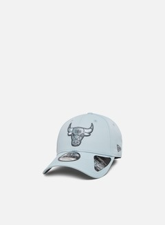 New Era NFL Winter Camo 9Forty Snapback Chicago Bulls