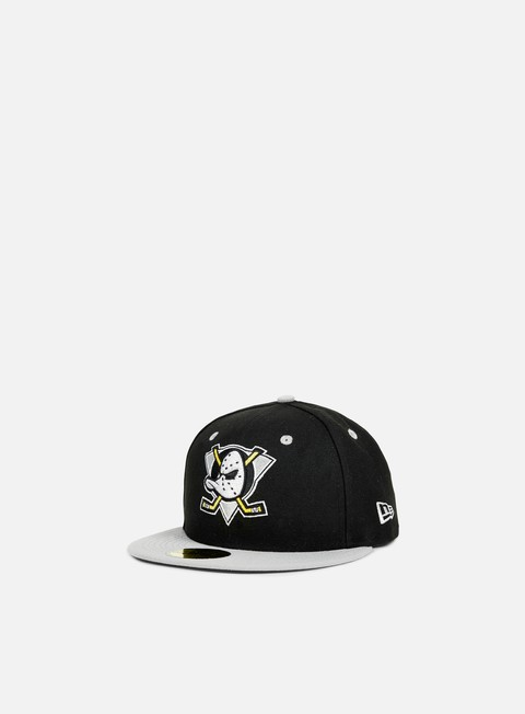 Outlet e Saldi Cappellini True Fitted New Era NHL Team Classic Anaheim Ducks