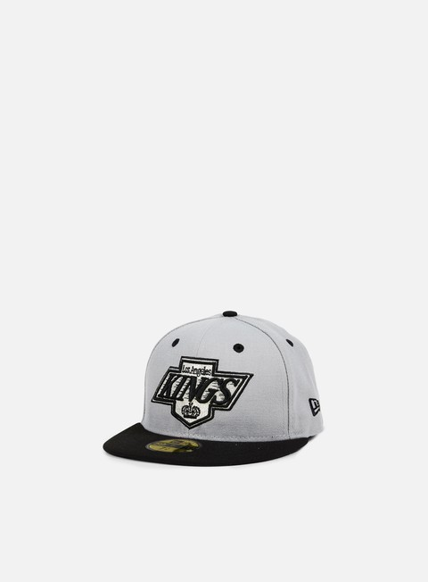 Outlet e Saldi Cappellini True Fitted New Era NHL Team Classic Los Angeles Kings