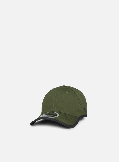 cappellini new era night time 940 strapback olive green
