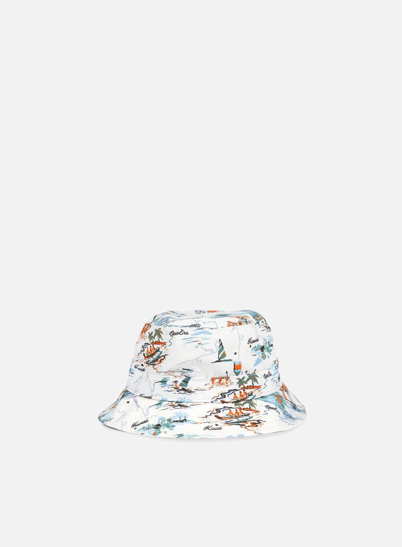 New Era Offshore AOP Bucket Hat