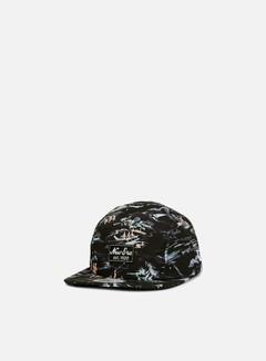 New Era - Offshore AOP Camper Hat, Black 1