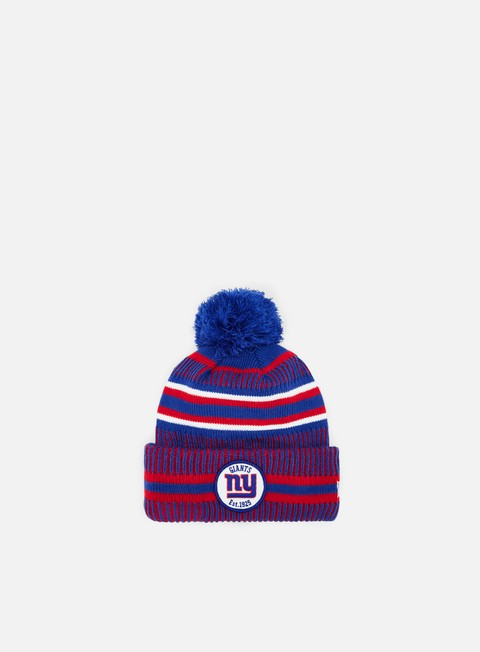 Beanies New Era ONF19 Sport Knit HM Beanie NY Giants
