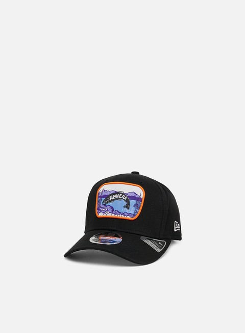Cappellini Visiera Curva New Era Outdoors 9Fifty Stretch Snapback