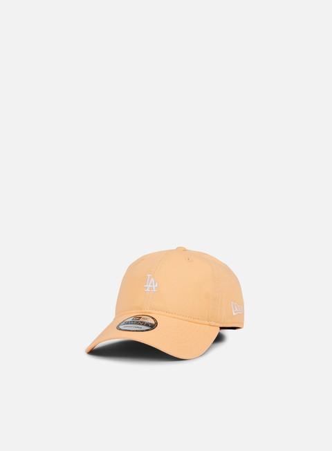 cappellini new era pastel micro 9twenty strapback la dodgers peach