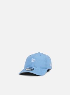 New Era - Pastel Micro 9Twenty Strapback NY Yankees, Sky