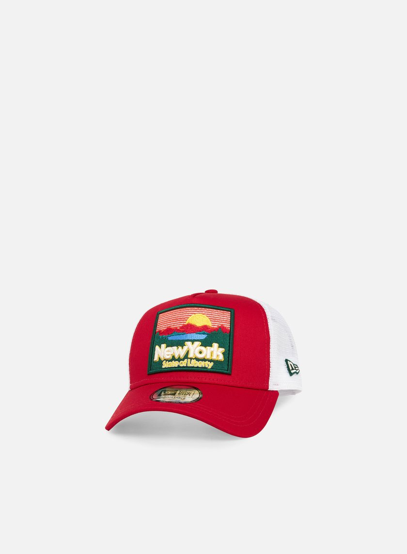New Era Patch NY State 9Forty Trucker