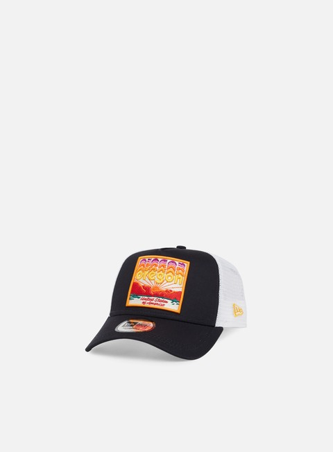 Cappellini Trucker New Era Patch Oregon 9Forty Trucker