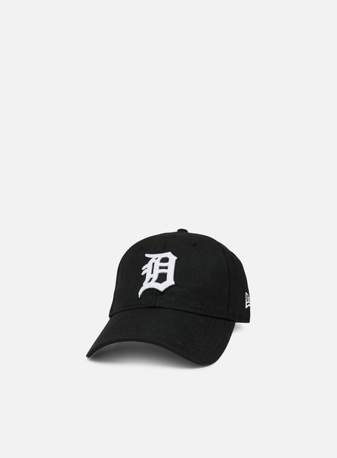 Curved Brim Caps New Era Post Grad Pack 9Twenty Cap Detroit Tigers
