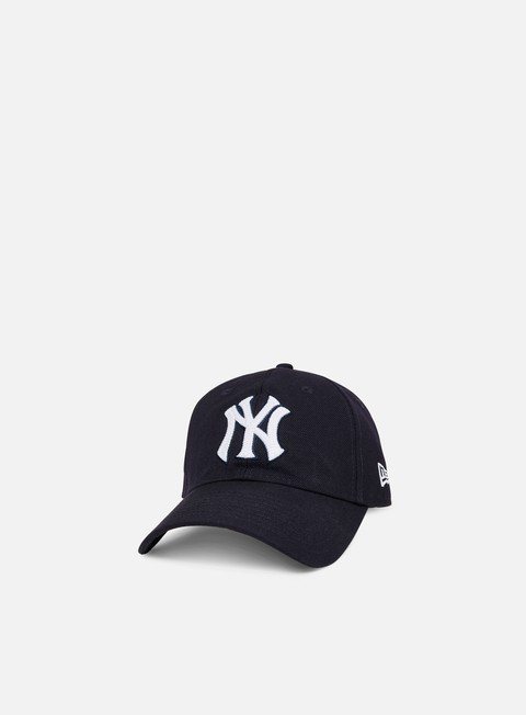 Outlet e Saldi Cappellini Visiera Curva New Era Post Grad Pack 9Twenty Cap New York Yankees