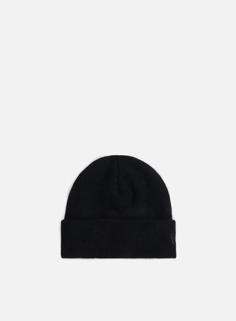 cappellini new era premium classic knit beanie black