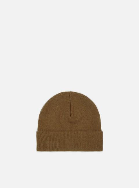 cappellini new era premium classic knit beanie khaki