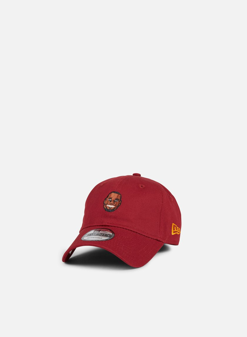 New Era - Primary Head Cleveland Cavaliers James, Team Colors