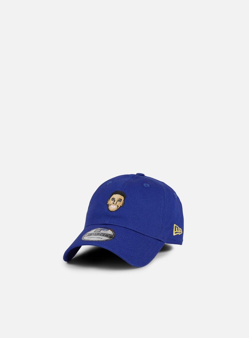 New Era - Primary Head Golden State Warriors Curry, Team Colors