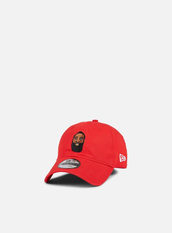 759699ac8bcd NEW ERA Primary Head Houston Rockets Harden € 27 Curved Brim Caps ...