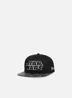 New Era - Reflect Camo Snapback Star Wars, Black/Silver 1