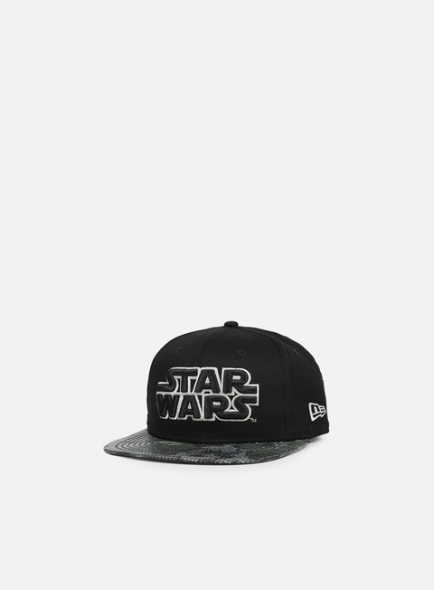 cappellini new era reflect camo snapback star wars black silver