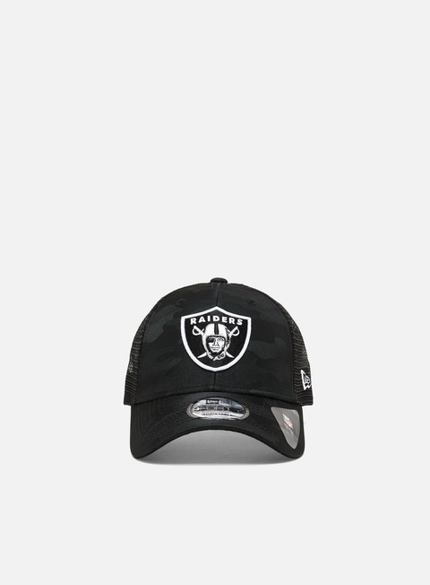 Sale Outlet Trucker Caps New Era Seasonal The League 9Forty Las Vegas Raiders