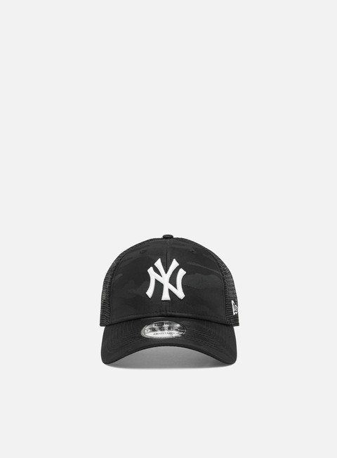 Outlet e Saldi Cappellini Visiera Curva New Era Seasonal The League 9Forty NY Yankees
