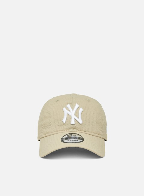 New Era Seersucker 9Twenty Strapback NY Yankees