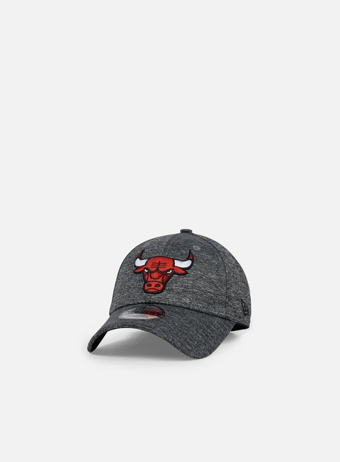 cappellini new era shadow tech 9forty strapback chicago bulls grey heather