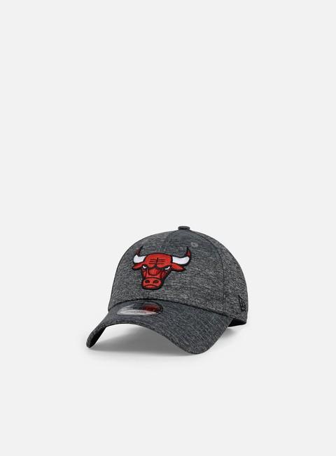Outlet e Saldi Cappellini Visiera Curva New Era Shadow Tech 9Forty Strapback Chicago Bulls