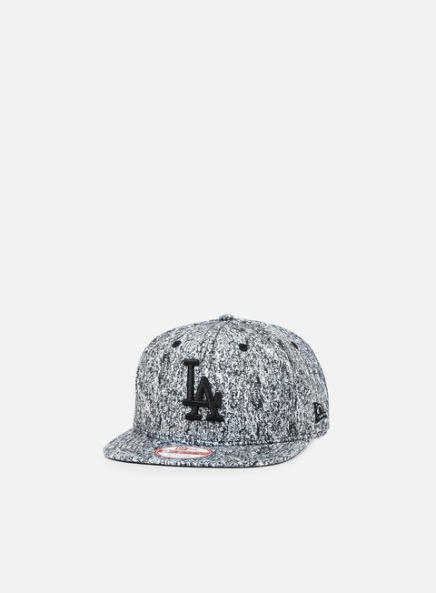 cappellini new era slicked prime snapback la dodgers black white