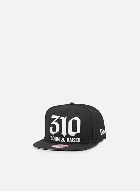 cappellini new era so cal area code snapback 310 black