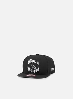 New Era - So Cal Born And Raised Snapback Long Beach, Black 1