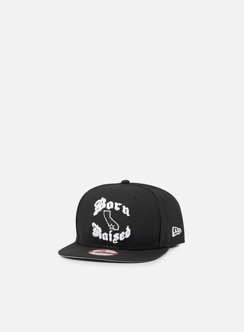 cappellini new era so cal born and raised snapback long beach black